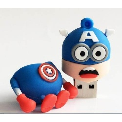 Captain-America-Minion-usb-flash-drive-Buynowcy.com