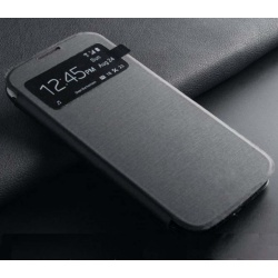 galaxy s4 black s view case buynowcy