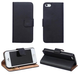 iphone pc black flip leather case buynowcy.com Cyprus