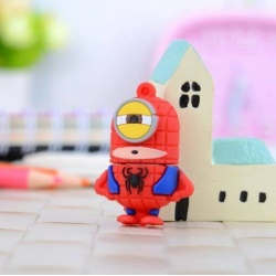 spiderman minion usb flash drive buynowcy