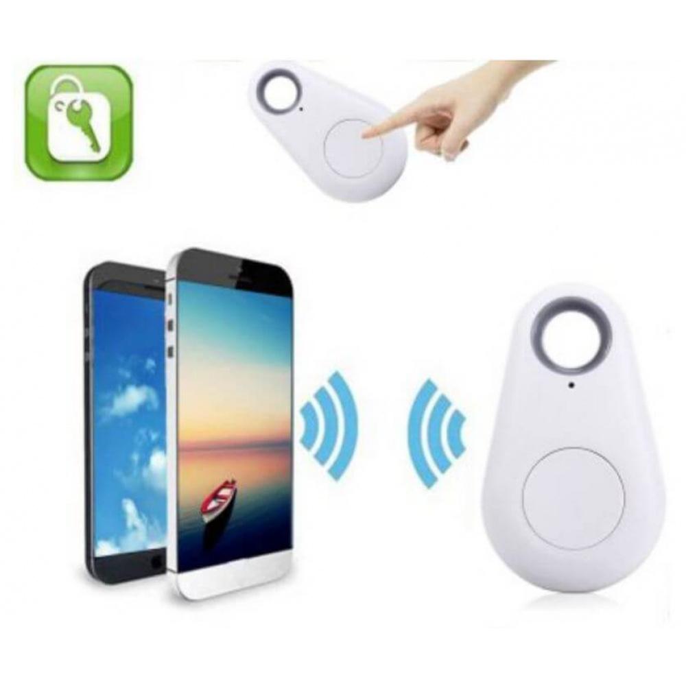 Bluetooth 4.0 Tracer GPS Tracker Self-portrait Anti-theft