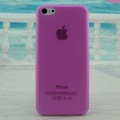 pink thin back cover case iPhone 5c`
