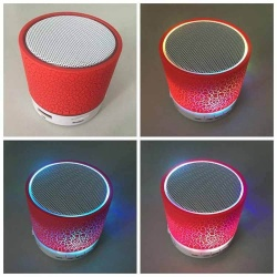 bluetooth speaker mosaic red smartphone tablet buynowcy