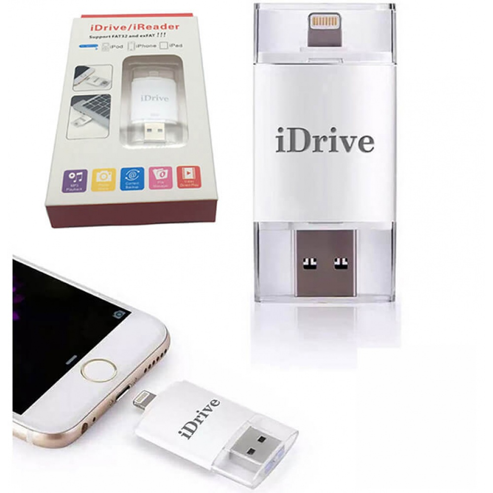 32gb usb i flash drive android otg stick for apple ipod. Black Bedroom Furniture Sets. Home Design Ideas