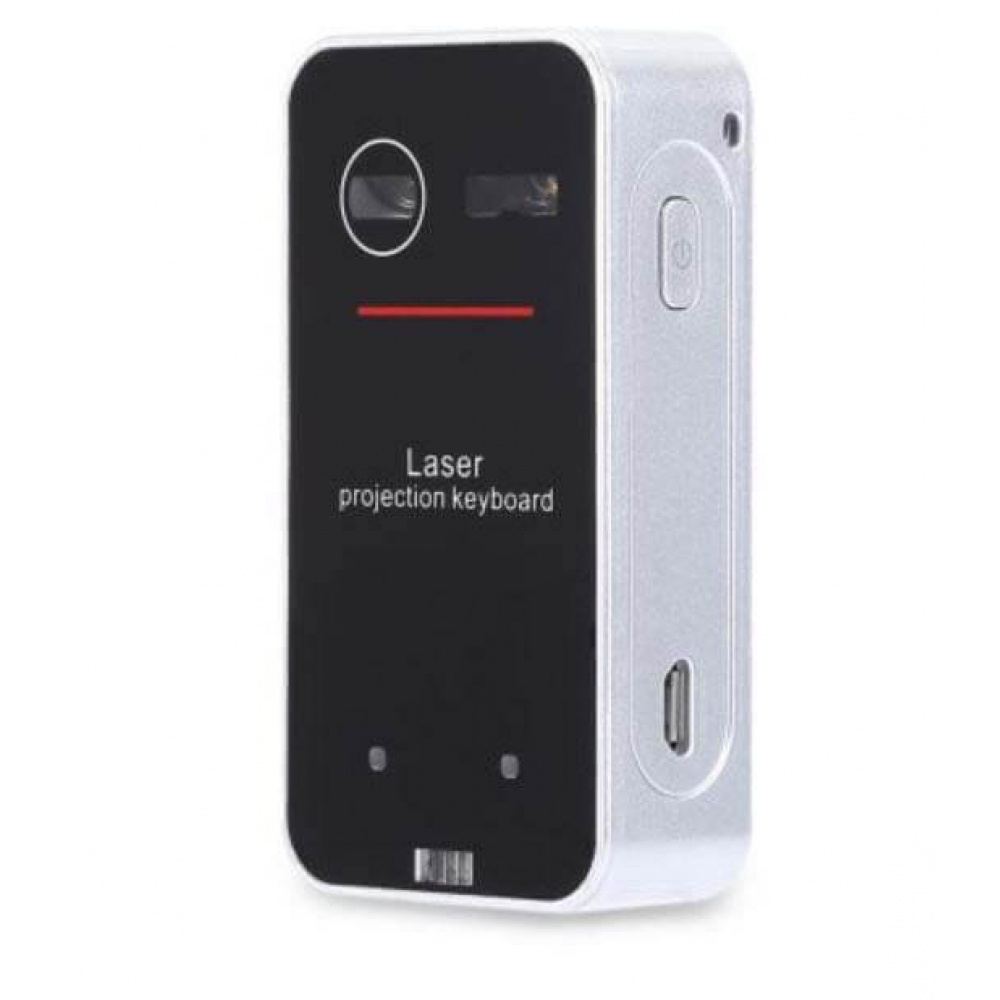 laser projection virtual keyboard Mini wireless bluetooth laser projection virtual keyboard for cell phone tablet all  in one feature: &middot 100% brand new and high quality laser projection.
