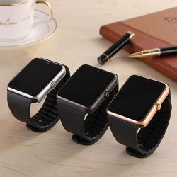 GT08 Bluetooth Luxury Sim Sd Camera Smart Watch
