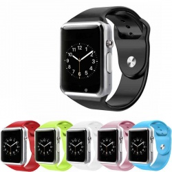 A1 Bluetooth Luxury Sim Sd Camera Smart Watch