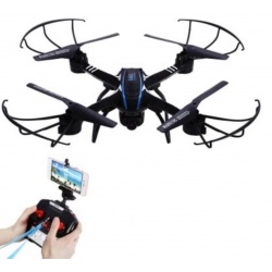 DRONE D20W 2.4G 4 Channel 6-axis Gyro Quadcopter with HD Camera