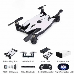JJRC H49 SOL Ultrathin Wifi FPV Selfie Drone 720P Camera RC Quadcopter