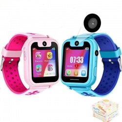 S6 GPS Kids SmartWatch Camera Sim SOS Call