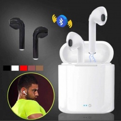 TWS Wireless Bluetooth Stereo Headset Earphones Earbuds Headphone In-Ear