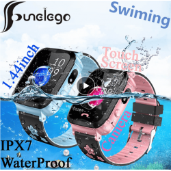 V6G Waterproof GPS LBS Kids SmartWatch