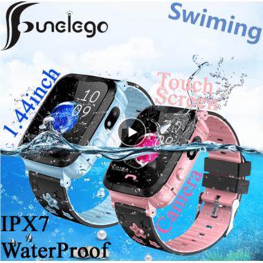 V6G Waterproof GPS LBS Kids SmartWatch