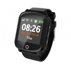 D200 Elderly smart watch GPS+LBS+WIFI SOS call