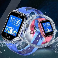 K21 GPS Waterproof ip68 Camera  Kids Smart Watch