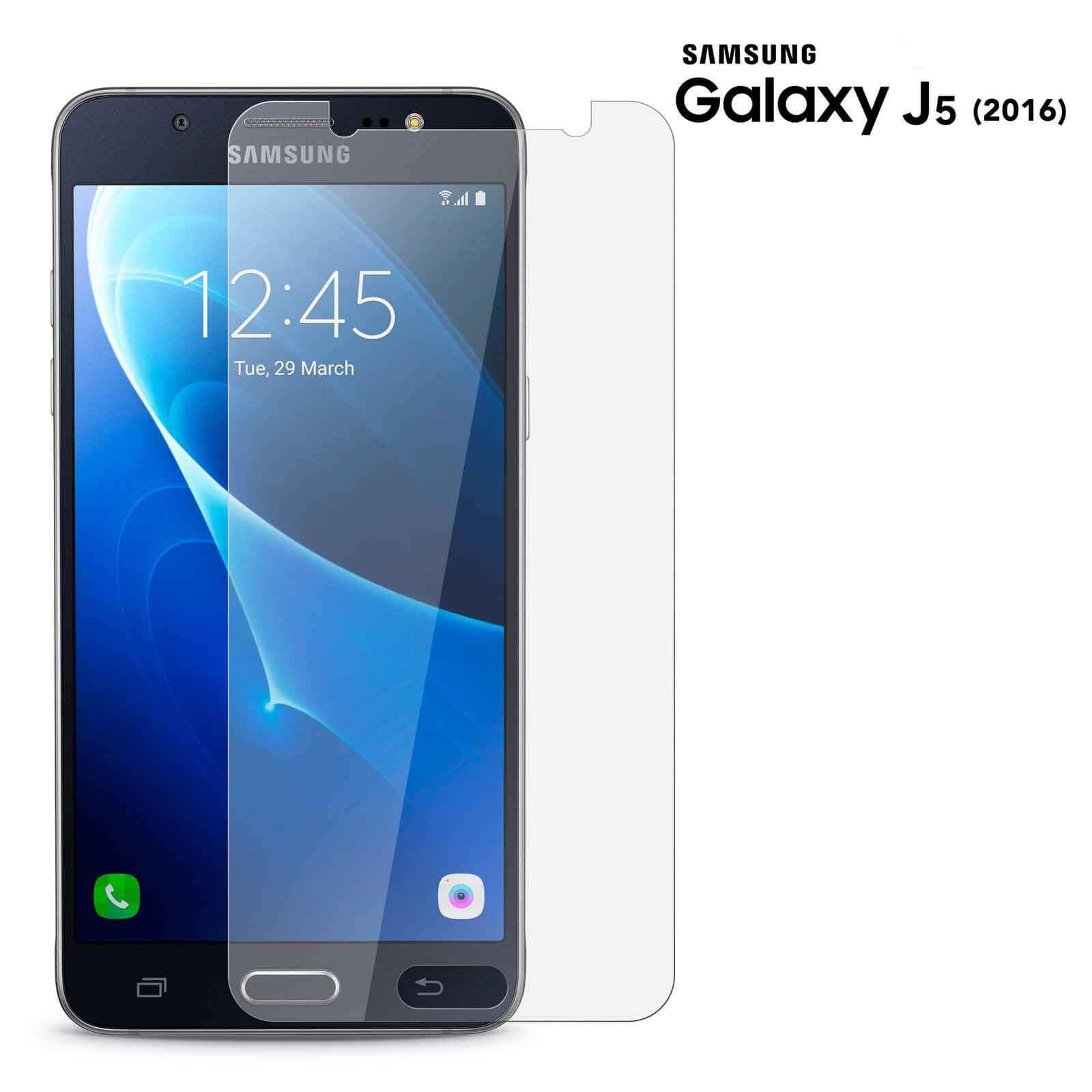 Anti Explosion Tempered Glass For Samsung Galaxy J5 2016 J510 Lcd J3 J320 Aa