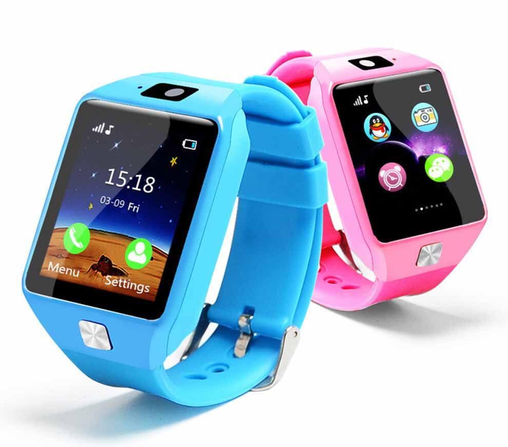 Kids Children SmartWatch Bluetooth sim card Android Ios Greek