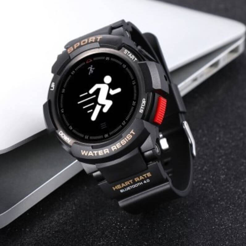 F6 Rugged Bluetooth Water Resist Smart Watch