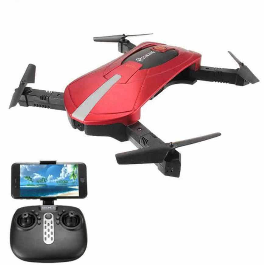 Eachine E52 WiFi DRONE Foldable RC Camera Quadcopter
