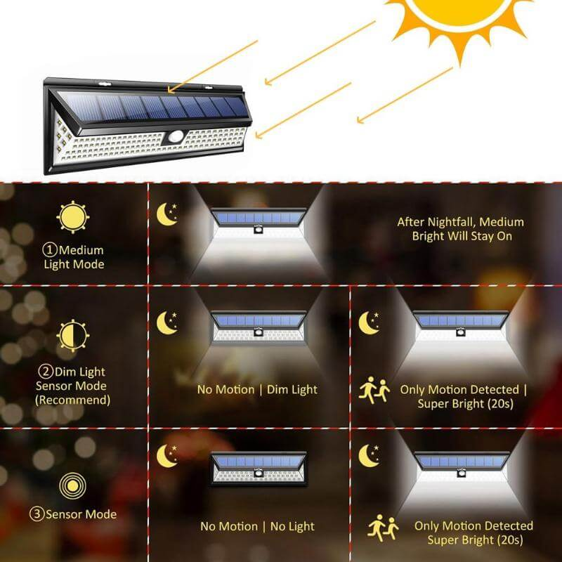 118-led-solar-motion-detector-garden-night-light-sensor-wide-angle-lighting