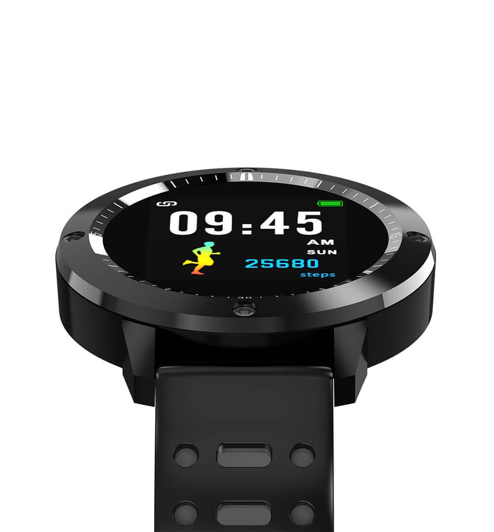 >CF58 Sport Smart Watch Heart Rate Fitness Tracker